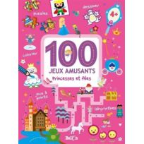 Le Ballon - 100 jeux amusants ; princesses et fées