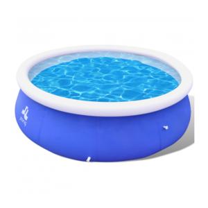 Top prix superbe piscine gonflable 300 x 76 cm bleu neuf for Piscine gonflable prix