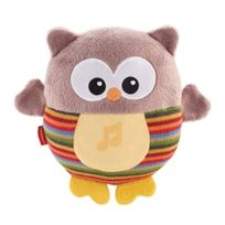 Fisher Price - Fisher-price Soothe And Glow Owl - Brown - Cdn55