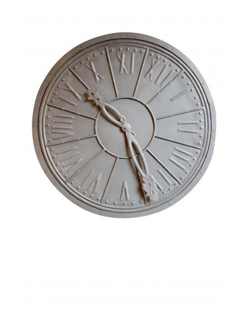 27692550a40638 Decoshop Horloge murale factice chiffres romains