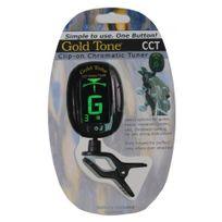 Goldtone - Accordeur Banjo guitare mandoline ukulele - Gold Tone Cct Chromatique