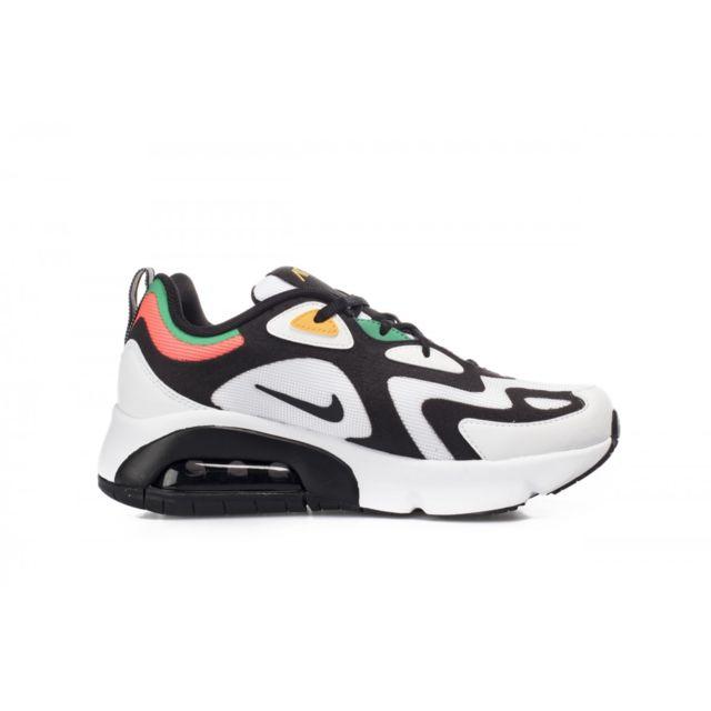 Nike Basket Air Max 200 Junior At5627 100 pas cher