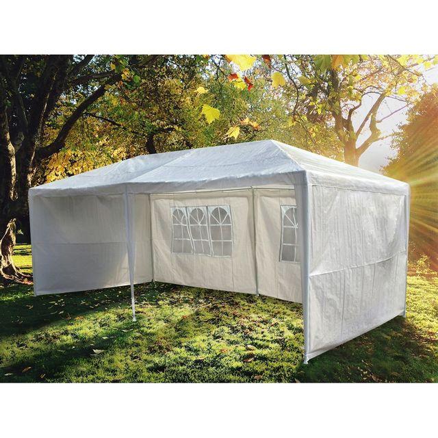 Rocambolesk - Magnifique Tente De Jardin Pergola 3X6M Helios ...