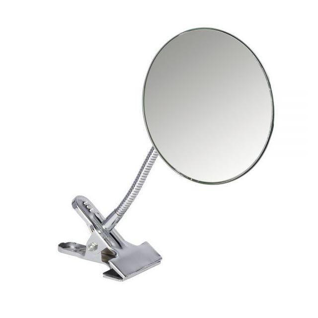 Miroir Grossissant Salle De Bain wenko - miroir grossissant salle de bain à cliper - grossissement x5