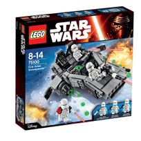 Lego - STAR WARS - Snowspeeder du Premier Ordre - 75100