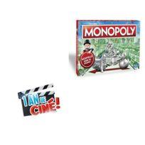 HASBRO - Monopoly Classique - Nouvelle version - C10091010