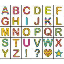 Artemio - Kit tampon et coloriage Alphabet - Artémio