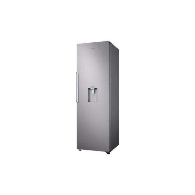 Samsung Rr39m7200sa - Refrigerateur 1 Porte - 375 L - Froid Ventile Integral - A+ - L 59,5 X H 185,5 Cm - Inox