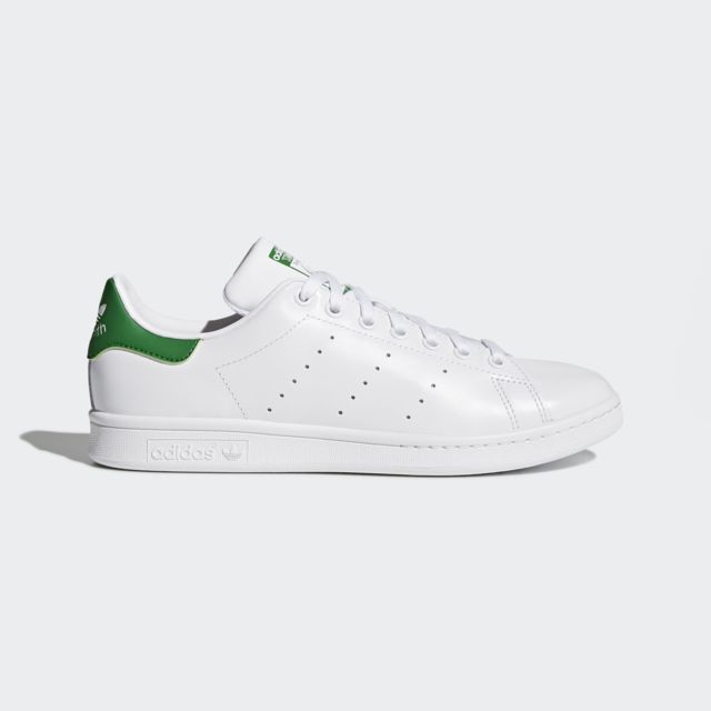 Homme Cher Originals Pas Stan Vente Baskets Smith Achat Adidas xEPZ4nT