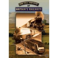 Simply Home Entertainment - Fall And Rise Of Britain'S Railways IMPORT Anglais, IMPORT Coffret De 3 Dvd - Edition simple