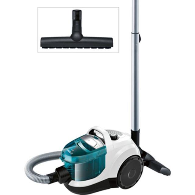 bosch aspirateur sans sac gs10 blanc easyy 39 y bgs1ua112 achat aspirateur sans sac silencieux. Black Bedroom Furniture Sets. Home Design Ideas