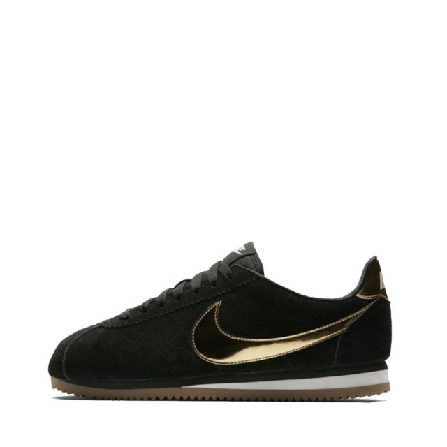 outlet store edcfe 55ad2 Nike - Basket W Cortez Classic Leather - 902856-014 - pas cher Achat ...