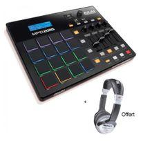 Akai - Pack Mpd226 - Surface de contrôle Mpc Usb/MIDI + Casque Offert
