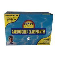 Mareva - Cartouches clarifiantes 1kg
