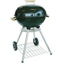 Cross Outdoor - Barbecue en forme de boule + couvercle de cuisson