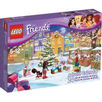 Calendrier De L Avent Lego City 2020.Friends Le Calendrier De L Avent 41102