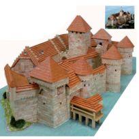 Aedes - Maquette en céramique : Château de Chillon, Veytaux, Suisse