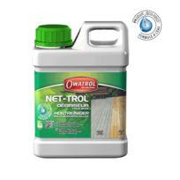 Owatrol - Dégriseur pour Teck, Net Trol 200, 1L