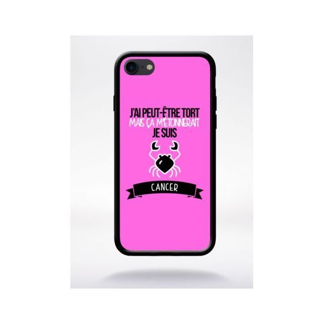 coque iphone 7 cancer