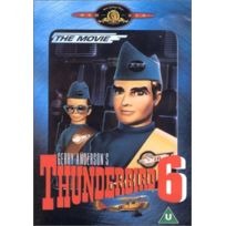 Mgm Entertainment - Thunderbirds Six - The Movie IMPORT Dvd - Edition simple