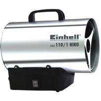 Einhell - Générateur d'air chaud Hgg 110/1 Niro