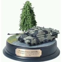 Dragon Armor - D60185 - Radio Commande VÉHICULE Miniature - Challenge 2 Kfor - Echelle 1:72