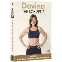 2 Entertain - Davina - The Collection Vol.2 IMPORT Anglais, IMPORT Coffret De 2 Dvd - Edition simple