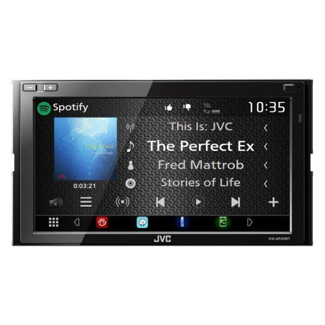 Jvc Autoradio/VIDEO/GPS Kw-m540BT