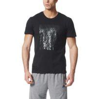 fa59e62a5735a Adidas performance - Tee shirt Adidas all blacks All Blacks 16TH Tee shirt