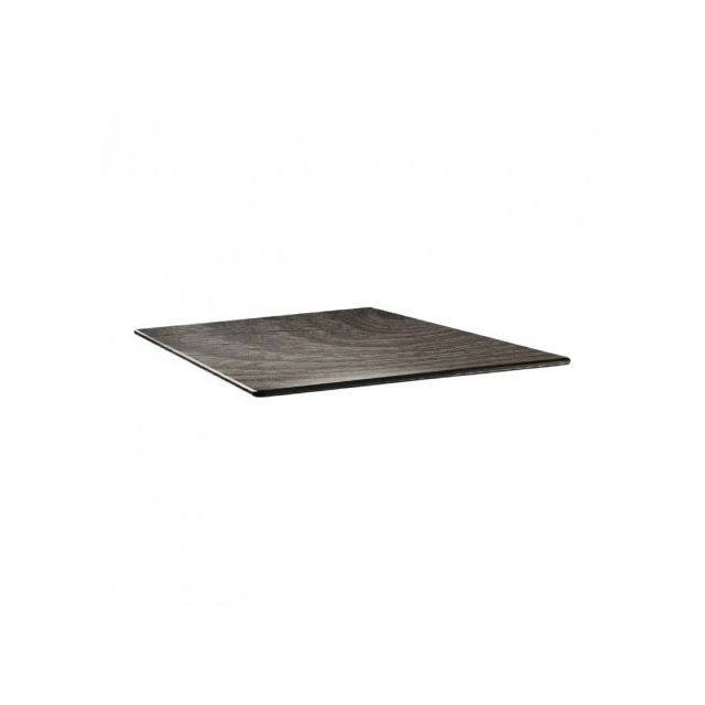 Topalit Plateau de table - 1200 x 800 - Beton - Béton 1200 mm