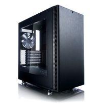 FRACTAL DESIGN - Boitier PC Define Mini C - Black - Window