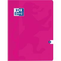 Oxford - Cahier agrafé grand format - Grands carreaux - 140 Pages