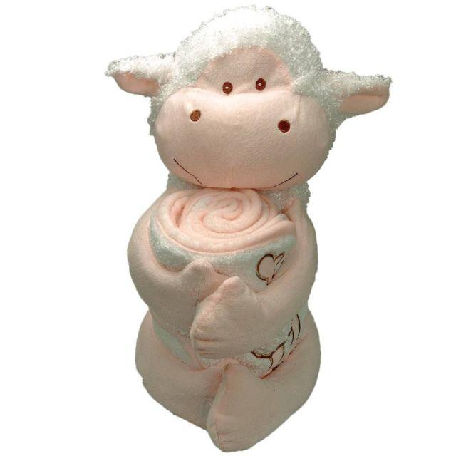 Sensei La Maison Du Coton Doudou Cape De Bain Sheepy Le Mouton