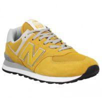 new balance femmes 574 jaune