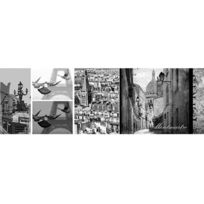 Declikdeco - Frise Adhesive Paris Romantique 500x15