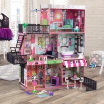 KIDKRAFT - Maison de Poupée Brooklyn - 65922