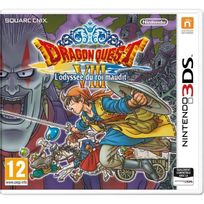 SQUARE ENIX - Dragon Quest VIII Odyssee Roi - 3DS