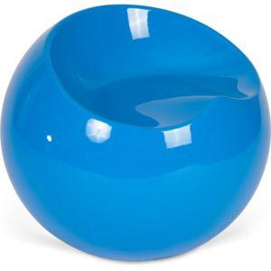 privatefloor fauteuil ball chair finn stone style bleu pas cher achat vente fauteuils. Black Bedroom Furniture Sets. Home Design Ideas