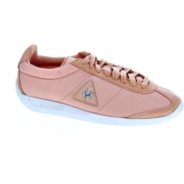 lisse nouvelle sélection beaucoup à la mode Chaussures Femme Baskets basses modele Quartz W Sport