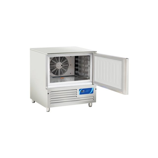 Materiel Chr Pro Cellule de Refroidissement et Congélation - 5 x Gn 1/1 - 600 x 400 mm - Cool Head