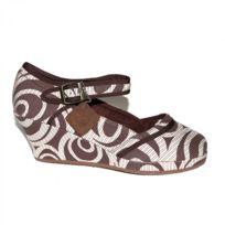 Etnies Plus - Samples shoes Wedge Rose Brown Women