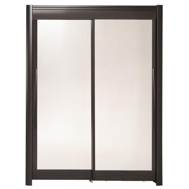 Last Meubles Rangement portes coullissantes 1m60 Etoile