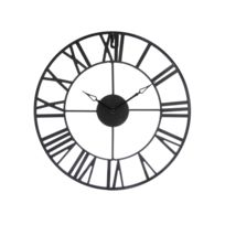 "Horloge en métal ""Edena"