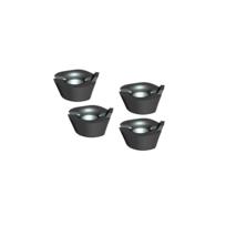 Hubsan - H107-A29 - Patins Caoutchouc pour X4 - X4C - X4L