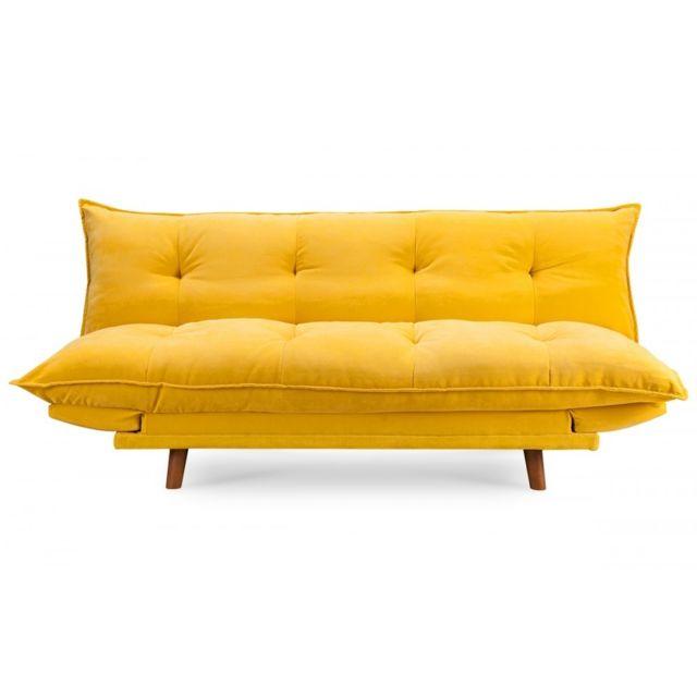 remarquable banquette clic clac rembourr e scandinave. Black Bedroom Furniture Sets. Home Design Ideas