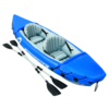 Rocambolesk - Superbe Kayak gonflable Bestway Lite Rapid X2 avec pagaies neuf