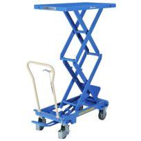 Fimm - Table élévatrice doubles ciseaux 150 kg