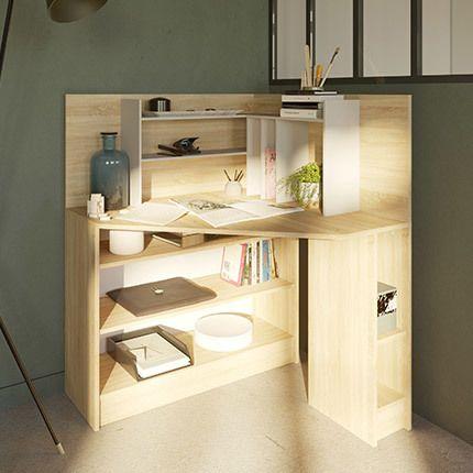 bureau angle achat vente de bureau pas cher. Black Bedroom Furniture Sets. Home Design Ideas