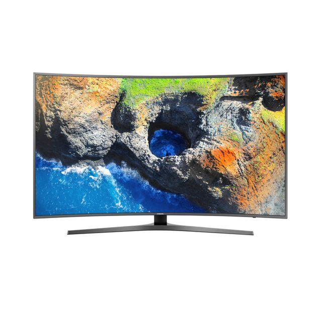 665a88267c2 Samsung Tv 55 Pouces 4K Smart Tv incurvée Hdr Slim pas cher - Achat ...