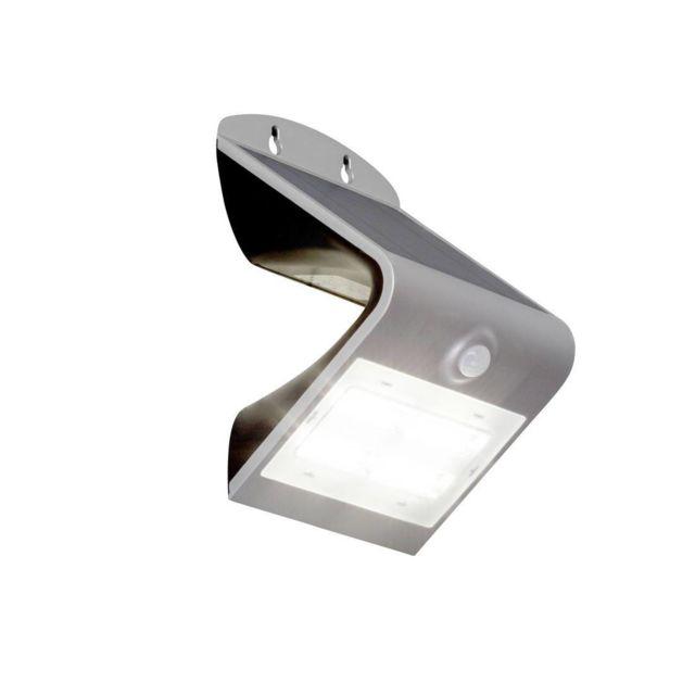 brilliant dev applique led d 39 ext rieur solaire avec. Black Bedroom Furniture Sets. Home Design Ideas